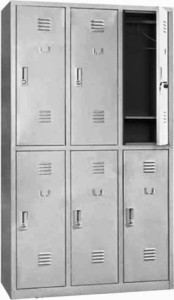 Jual Locker Karyawan Murah