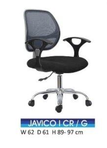 Kursi Indachi Javico I CR Grey