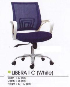 Kursi Donati Libera I C White