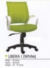 Kursi Donati Libera I White