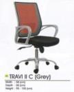 Kursi Kantor Donati Travi II C Grey