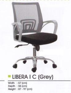 Kursi Donati Libera I C Grey