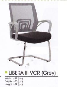 Kursi Donati Libera III VCR Grey