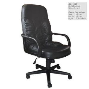 Kursi Kantor Baby-Ku JD-1002