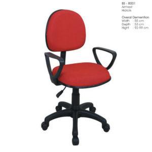 Kursi Kantor Baby-Ku BS-8001