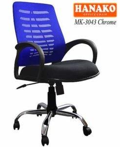 Kursi kantor Hanako MK-3043 Chrome